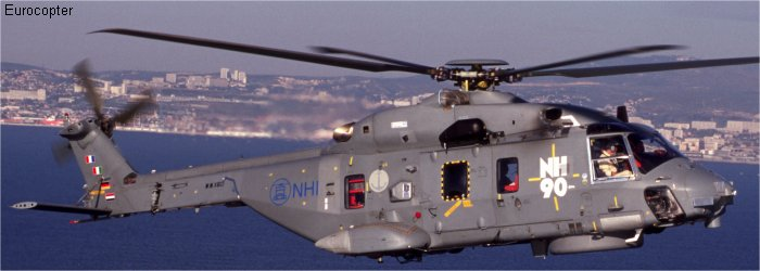 NH Industries NH90 c/n PT5
