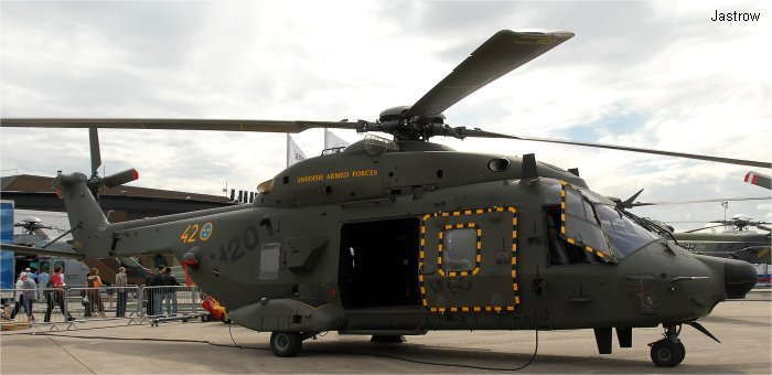 NH Industries NH90 c/n 1016