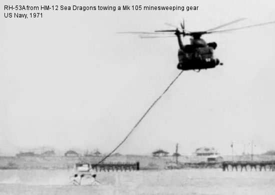 Helicopter Mine Countermeasures Squadron TWELVE US Navy