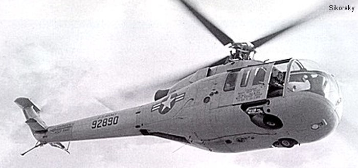 Sikorsky S-59 XH-39