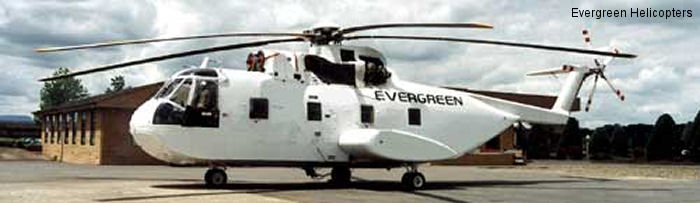 Evergreen Helicopters S-61 H-3