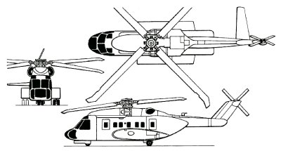 Tsagi A 4 also 568 as well Sikorsky 20S 61 item type topic also Oh58 further Bell Cobra. on maximum range of a helicopter