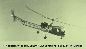 SGVI Helicopters 1945/1950