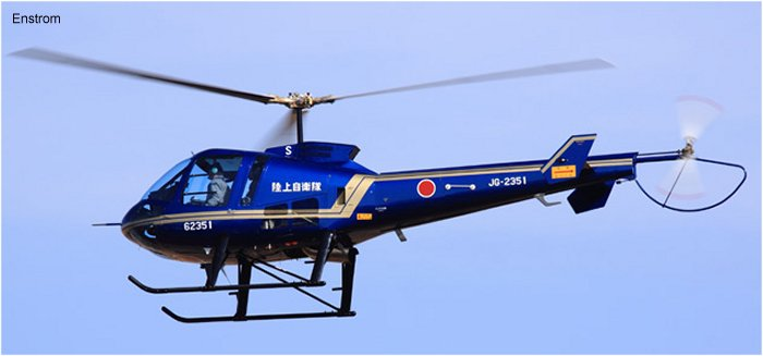 Japan Ground Self-Defense Force TH-480B