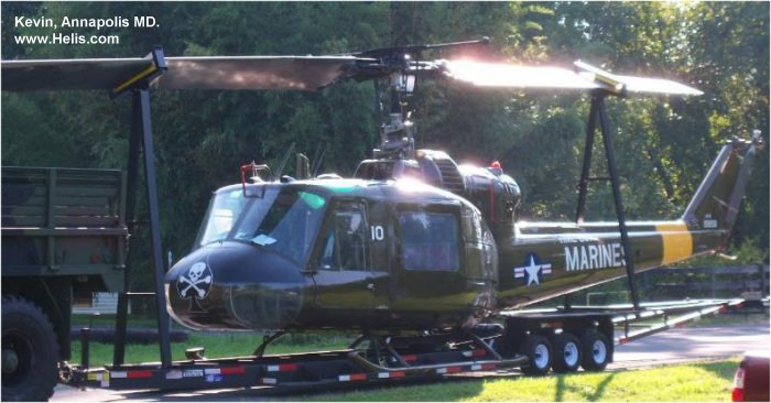 Bell UH-1E Iroquois c/n 6052