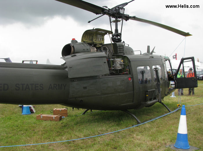 Bell UH-1H Iroquois c/n 13208