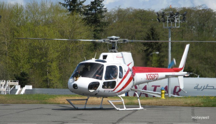 Helicopter Aerospatiale AS350D Astar Serial 1182 Register N350FD DQ-FDH N3599T. Built 1979. Aircraft history and location