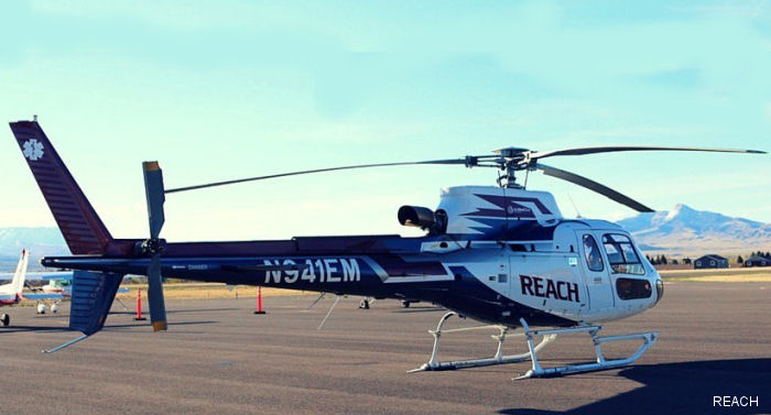 REACH Air Medical State of California