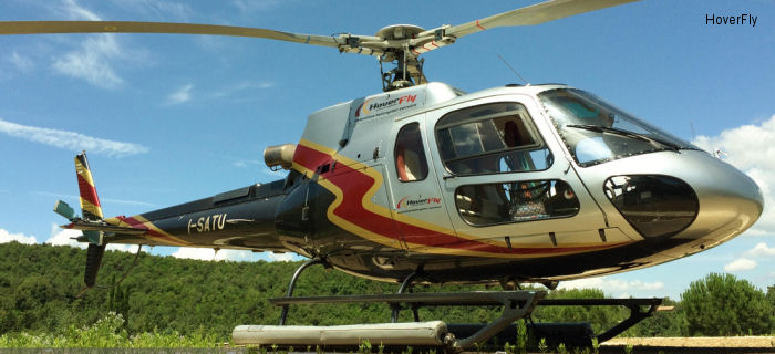 Eurocopter AS350B3 Ecureuil c/n 4109