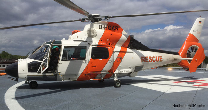 Northern HeliCopter GmbH AS365 Dauphin 2