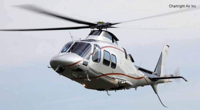 Chartright Executive Helicopters Chartright Air Inc