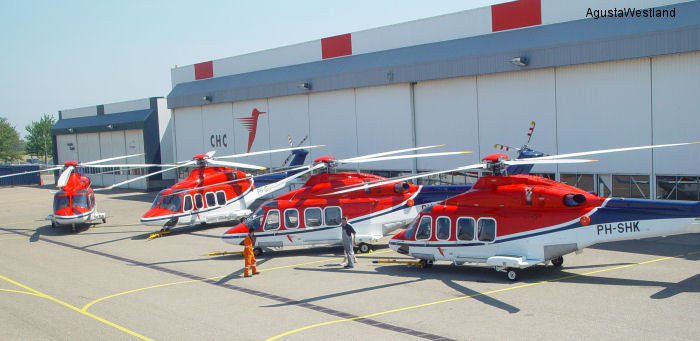 CHC Helicopters Netherlands bv