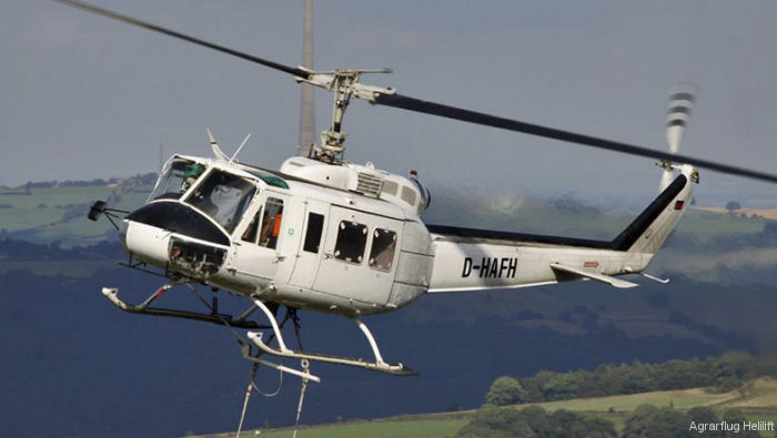 Bell 205A-1 c/n 30291