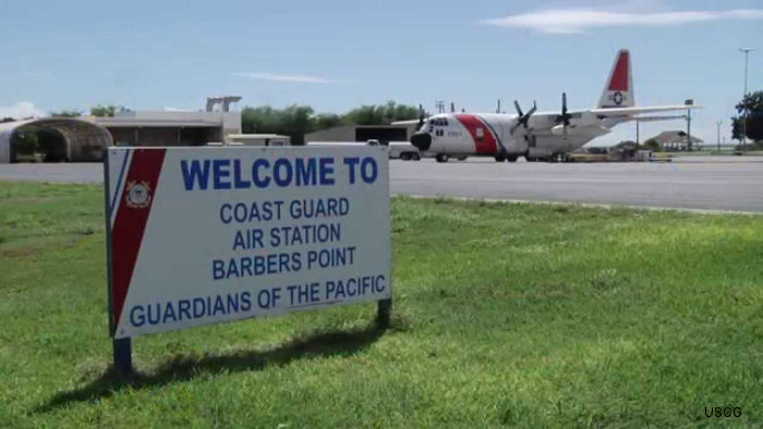 Coast Guard Air Station Barbers Point US Coast Guard