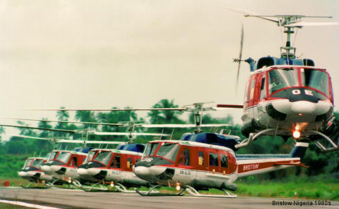 Bristow Helicopters Nigeria 212