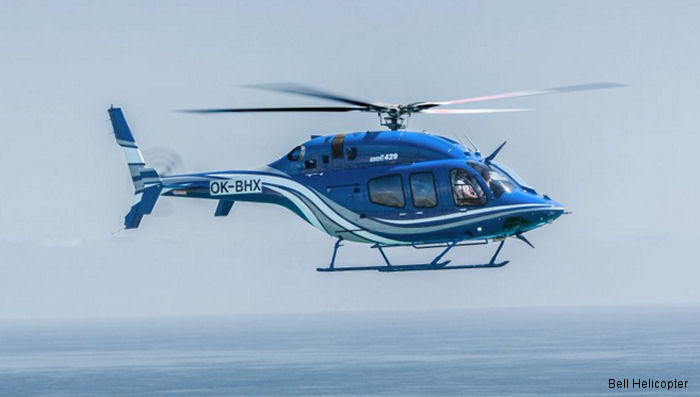 Bell Helicopter Europe 429
