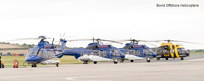 Bond Offshore Helicopters Bond Aviation Group