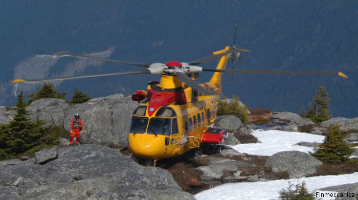 Canadian Armed Forces CH-149 Cormorant