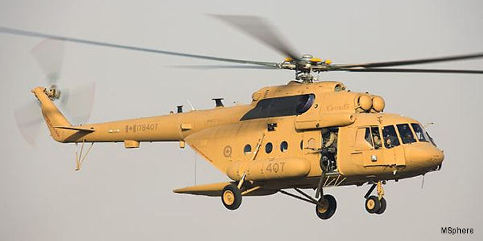 Canadian Armed Forces CH-178