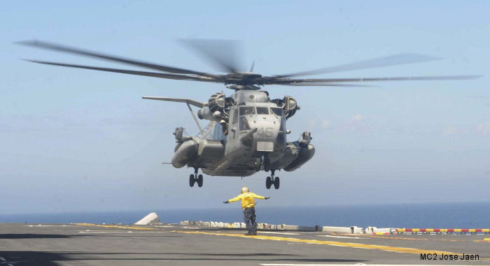 Marine Heavy Helicopter Squadron 465 US Marine Corps