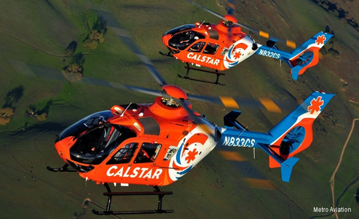 State of California EC135