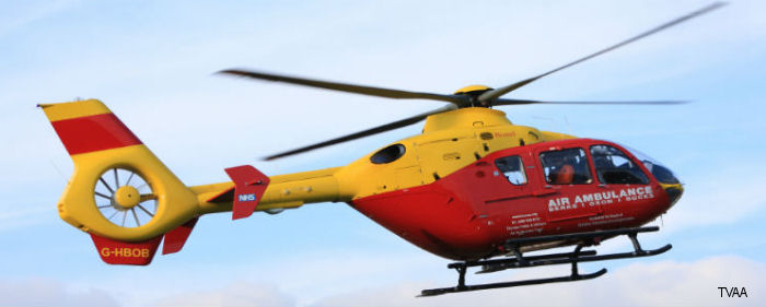 Thames Valley Air Ambulance UK Air Ambulances