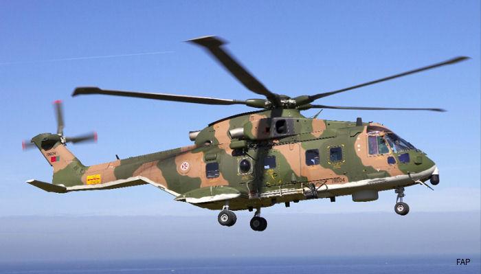 EH101 in Força Aérea Portuguesa