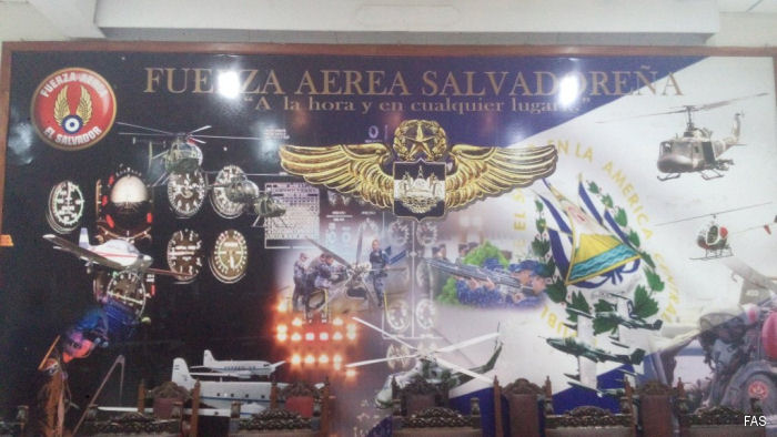 Fuerza Aerea Salvadoreña Air Force of El Salvador