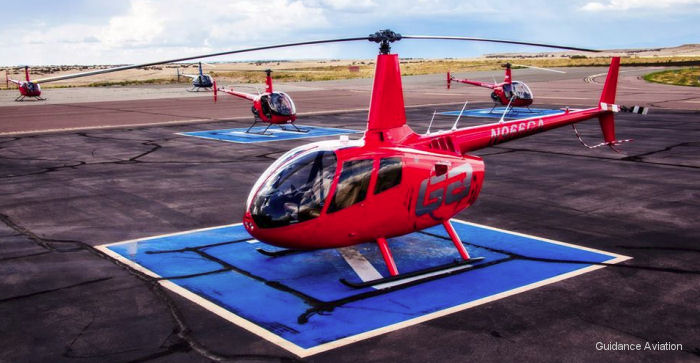 Helicopter School Learn to Fly Guidance Aviation