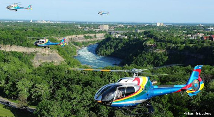 Niagara Helicopters H130 / EC130T2