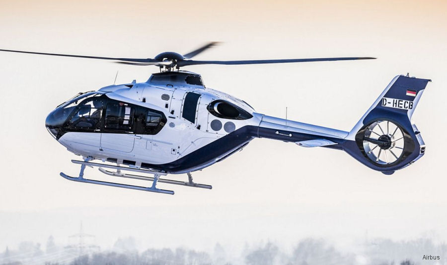 Airbus Helicopters EC135/H135