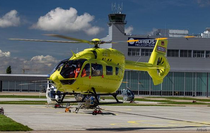 Airbus Helicopters H145 / EC145T2 c/n 20014