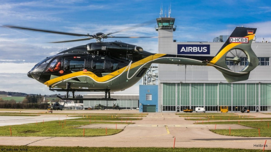 Airbus Helicopters H145 / EC145T2 c/n 20159