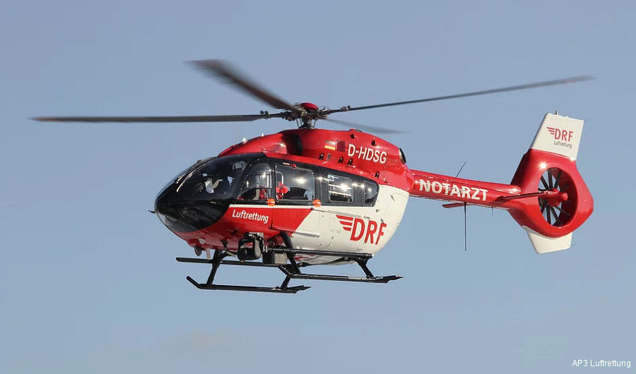 Airbus Helicopters H145 / EC145T2 c/n 20013