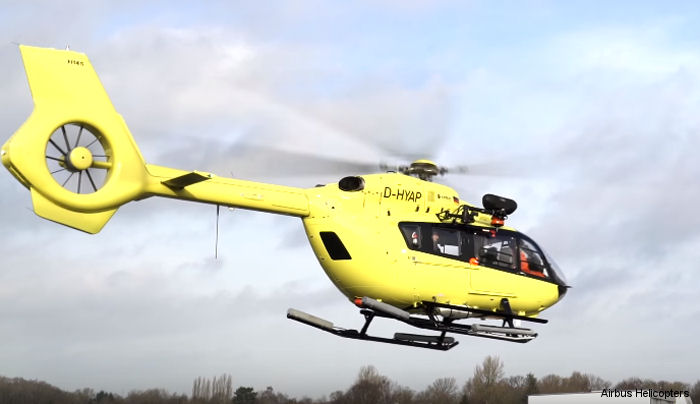 Elicottero H145 : D hyap ph oop airbus helicopters h ec t c n