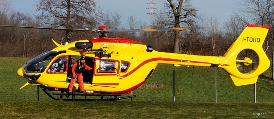 Airbus Helicopters H145 / EC145T2 c/n 20011
