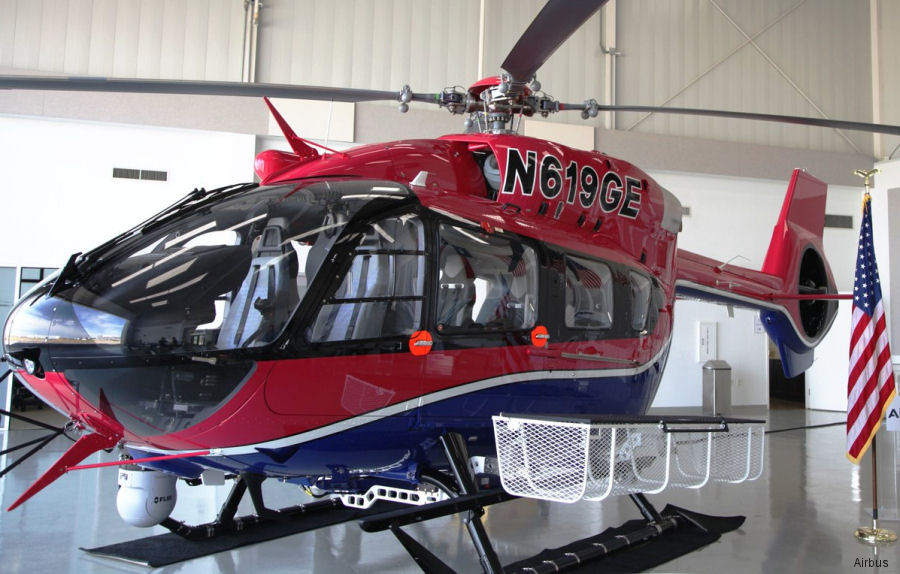 Airbus Helicopters H145 / EC145T2 c/n 20156