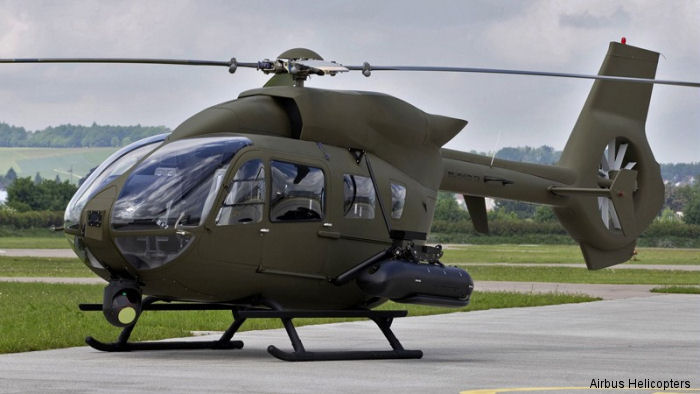 Airbus Helicopters H145M / EC645T2