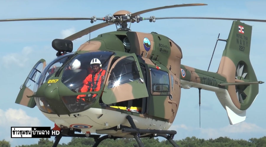 Airbus Helicopters H145M / EC645T2 c/n 20099