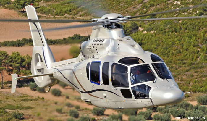Airbus Helicopters H155 / EC155B1