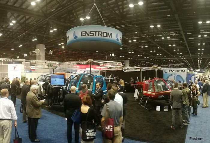 Enstrom Booth