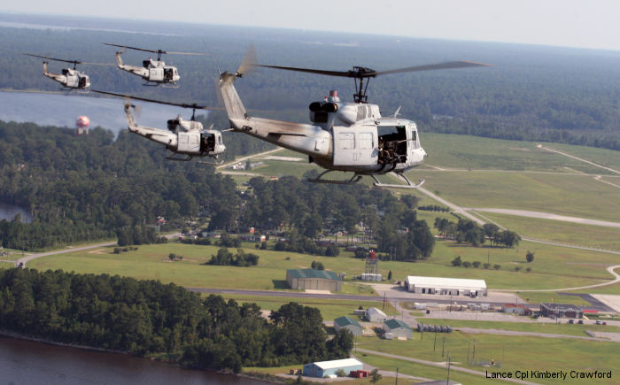 Marine Light Attack Helicopter Squadron 167 US Marine Corps