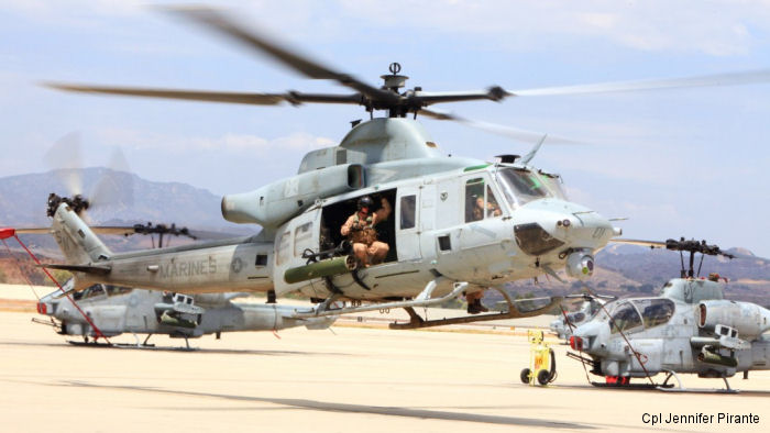 Marine Light Attack Helicopter Squadron 169 US Marine Corps