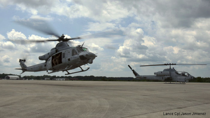Marine Light Attack Helicopter Squadron 467 US Marine Corps