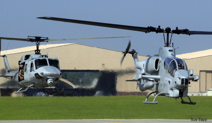 Marine Light Attack Helicopter Squadron 773 US Marine Corps