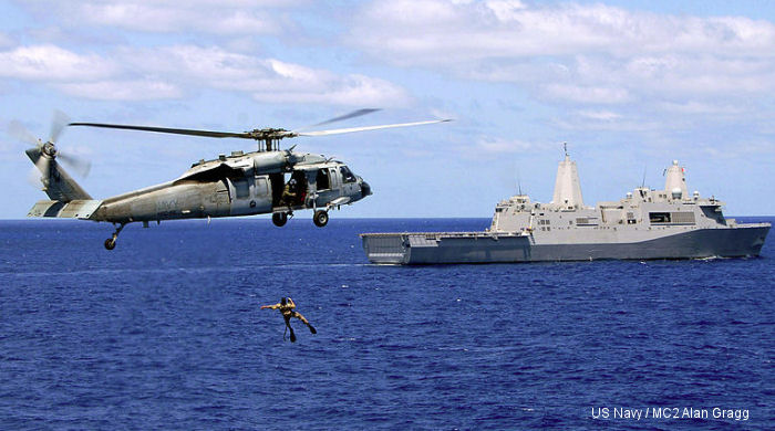 Helicopter Sea Combat Squadron Two Six US Navy