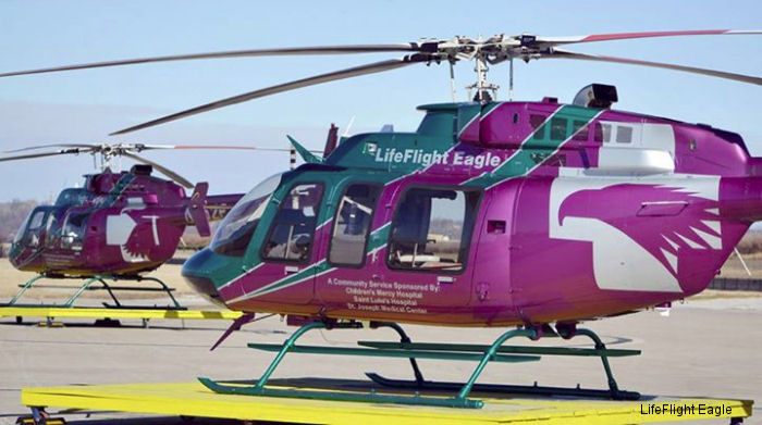 LifeFlight Eagle Life Flight