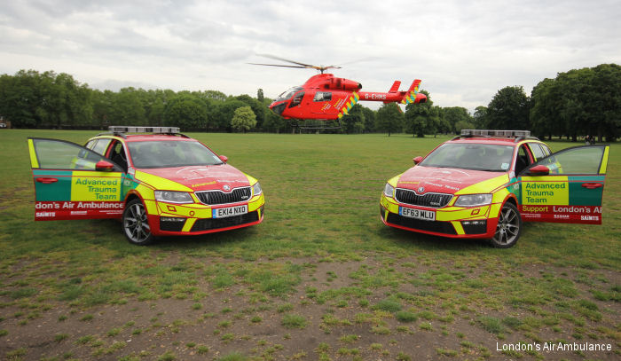 London Air Ambulance UK Air Ambulances