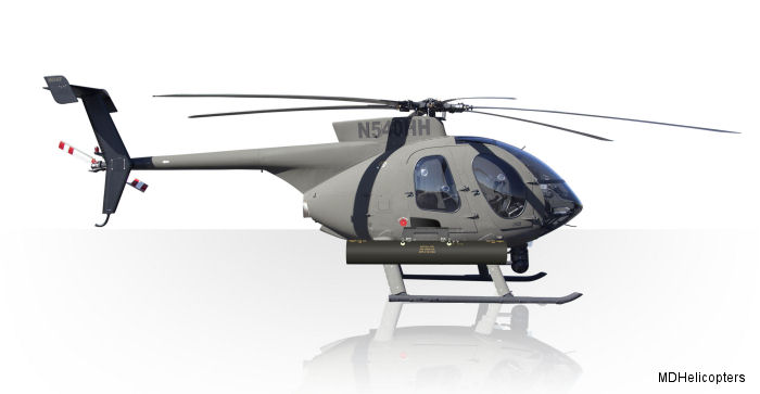 MD Helicopters MD530G