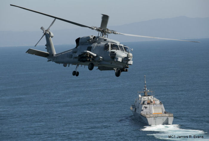 Helicopter Maritime Strike Squadron Seven Three US Navy